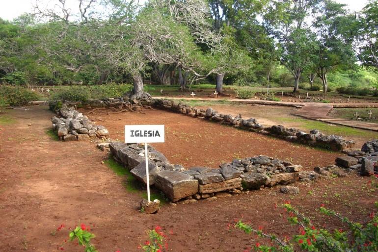 Národní park Ruinas de la Isabela