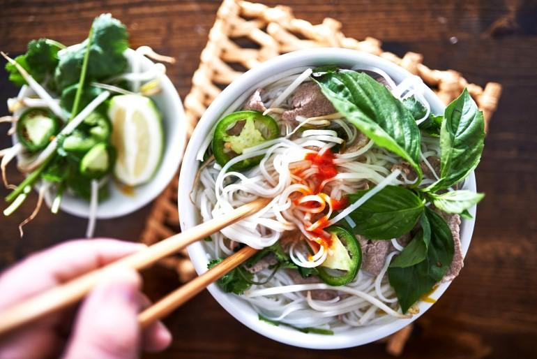 Kuchyně a tradiční jídla Vietnamu