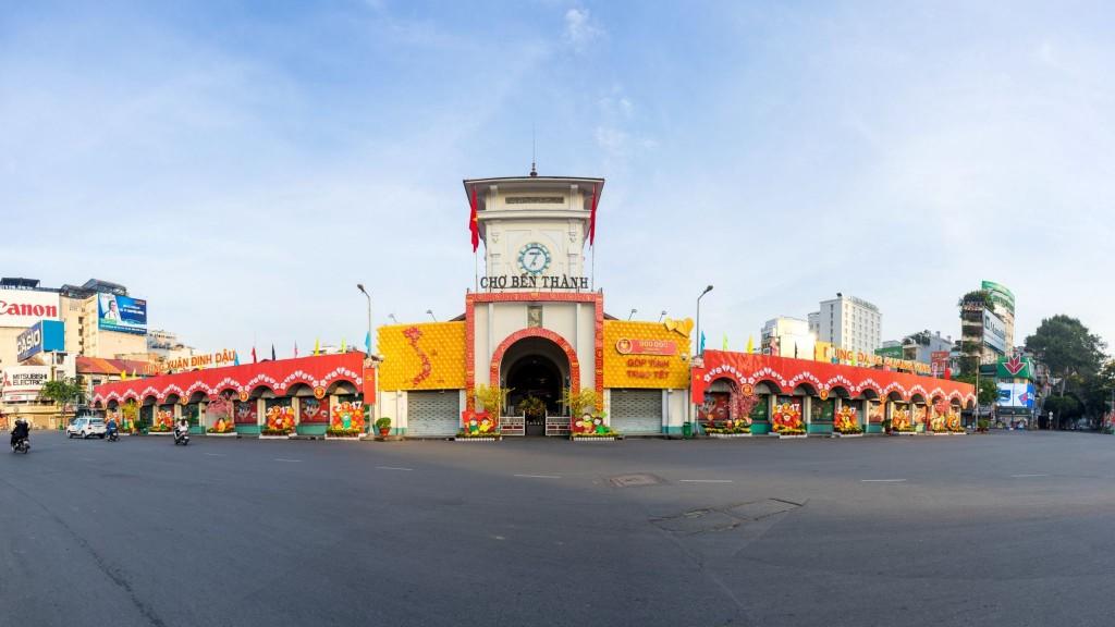 Tržiště Ben Thanh