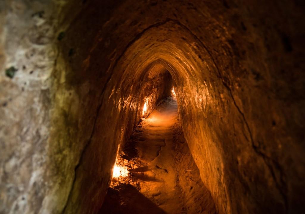 Tunely u Cu Chi