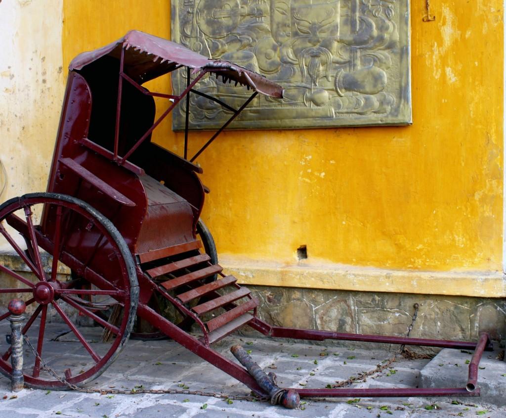 Vietnamská rikša