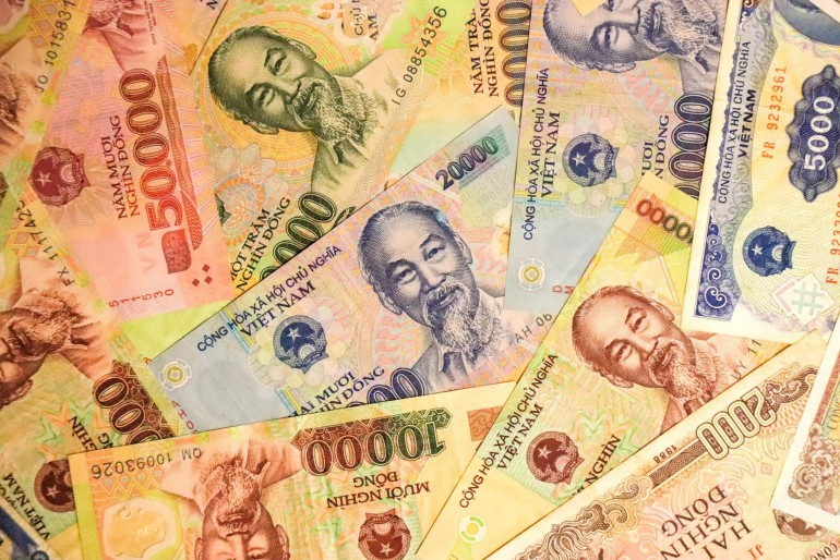 Orientační ceny ve Vietnamu a informace o vietnamské měně