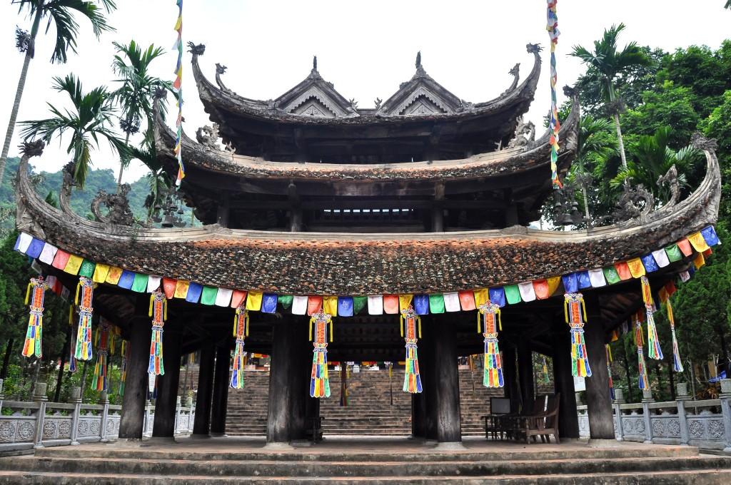 Voňavá pagoda (Chua Huong)