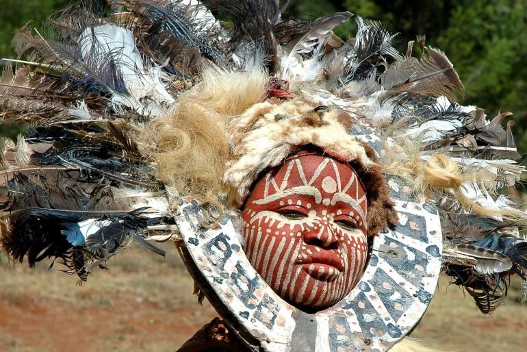 Domorodé kmeny v Keni, Masajové, Kikujové, Samburové