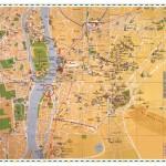 Mapa Káhiry