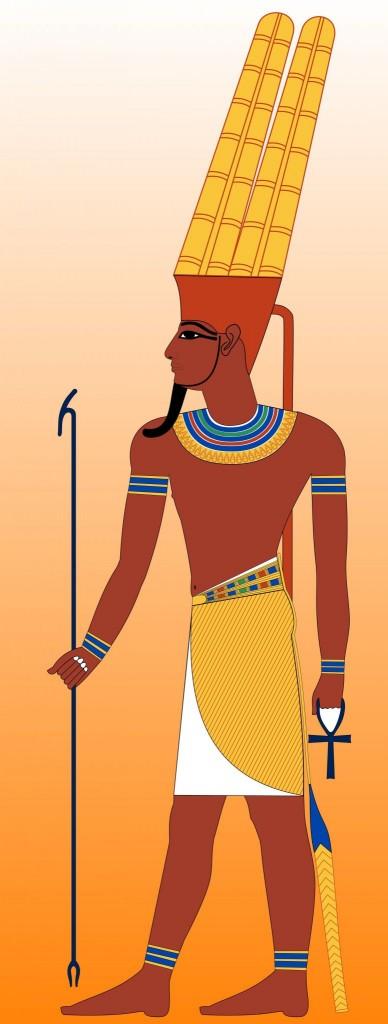 Amon - král bohů a bůh větru