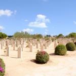 El Alamein - vojenský hřbitov
