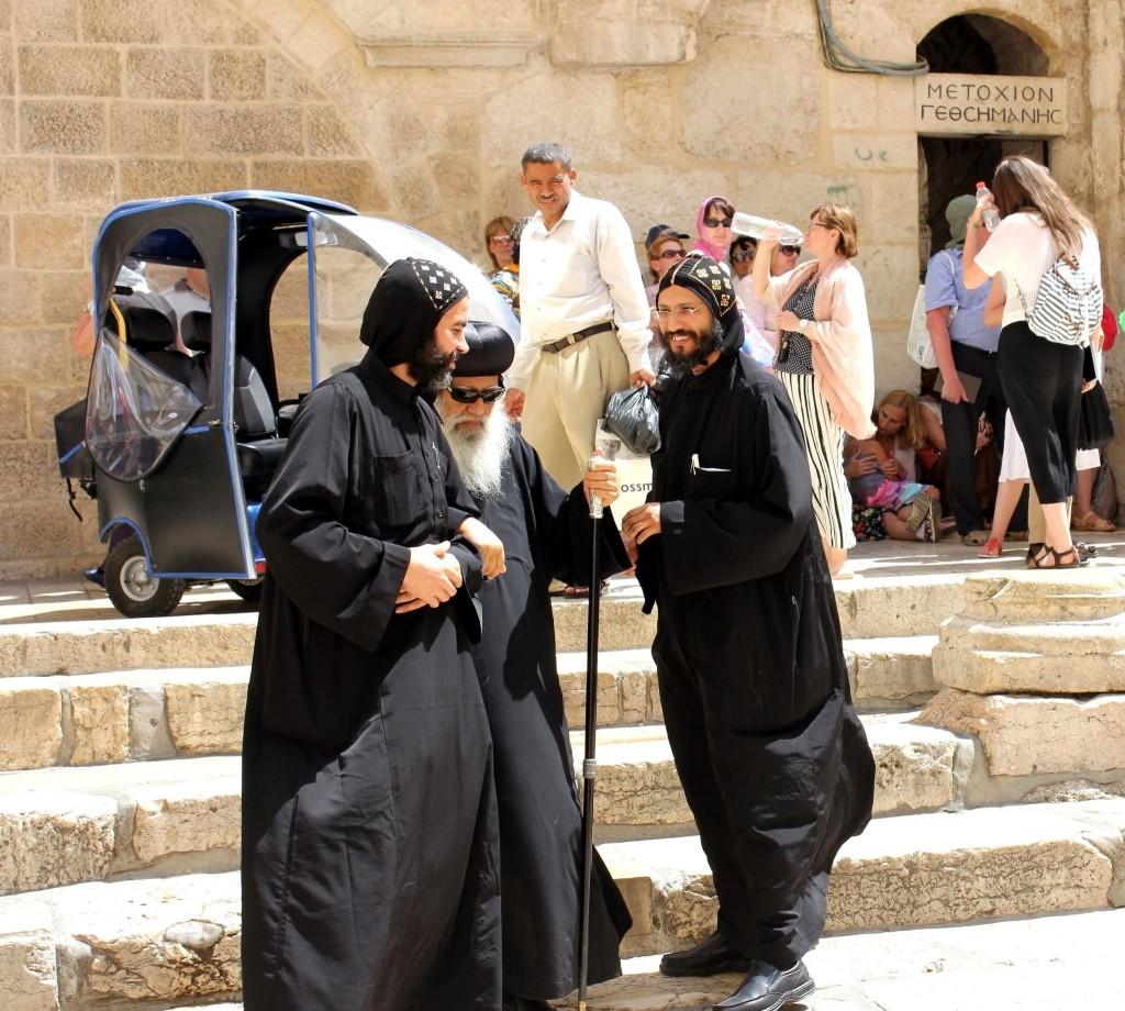 Koptský mnich