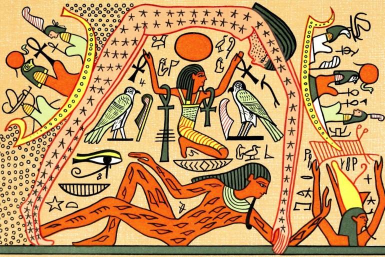 Náboženství v Egyptě a egyptští bohové
