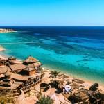 Pláž v Sharm El Sheikh