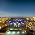 Resort v letovisku Soma Bay