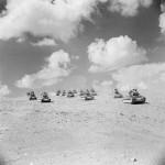 Tanky u El Alamein
