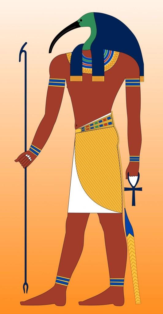 Thovt - bůh vědění