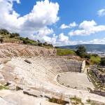Antické divadlo města Bodrum
