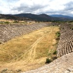 Antický stadion v Afrodisias
