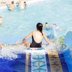 Aquapark v letovisku Okurcalar