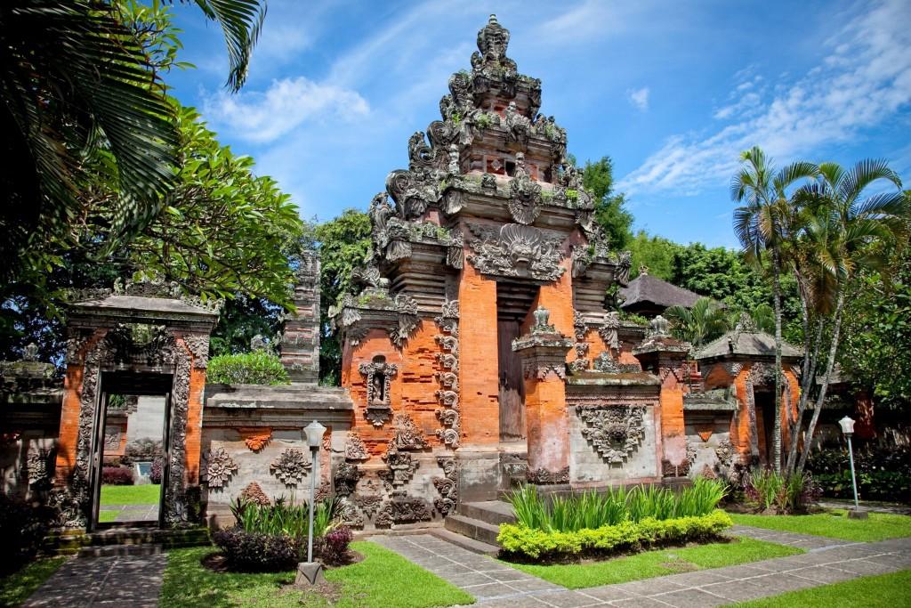 Balijské muzeum v Denpasaru