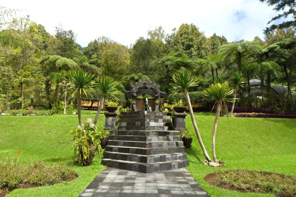 Botanická zahrada Kebun Raya Eka Karya