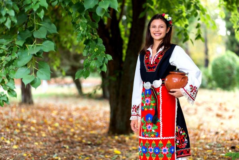 Jazyk a slovník základních slov a frází v Bulharsku
