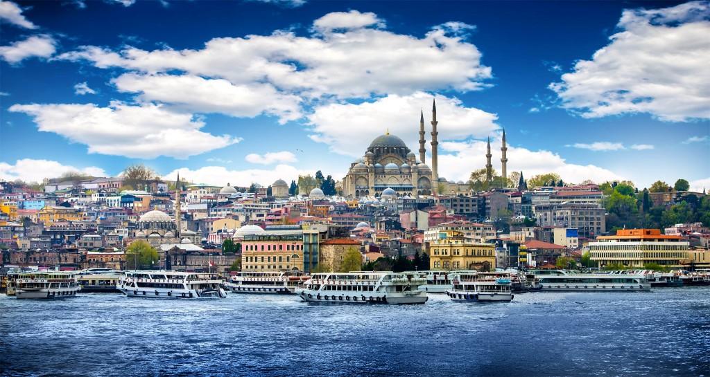 Istanbul - stará část
