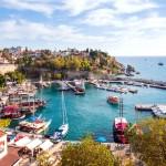 Kaleici – starý přístav města Antalya