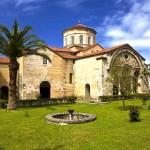 Kostel Hagia Sofia v Trabzonu