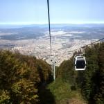 Lanovka na Bíthínský Olymp (horu Uludag)