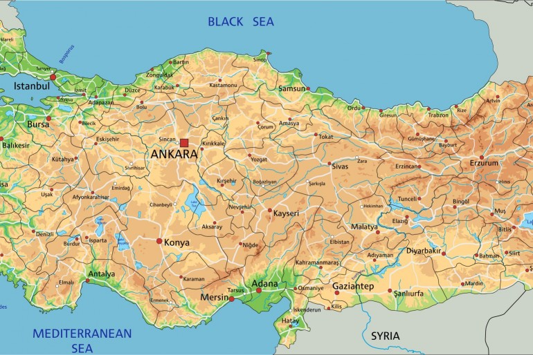 Základní informace o Turecku