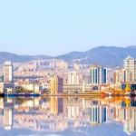 Nábřeží města Izmir (Smyrna)