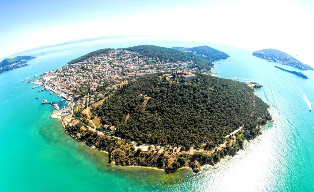 Ostrovy princů – Kizil Adalar
