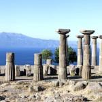 Ruiny města Trója