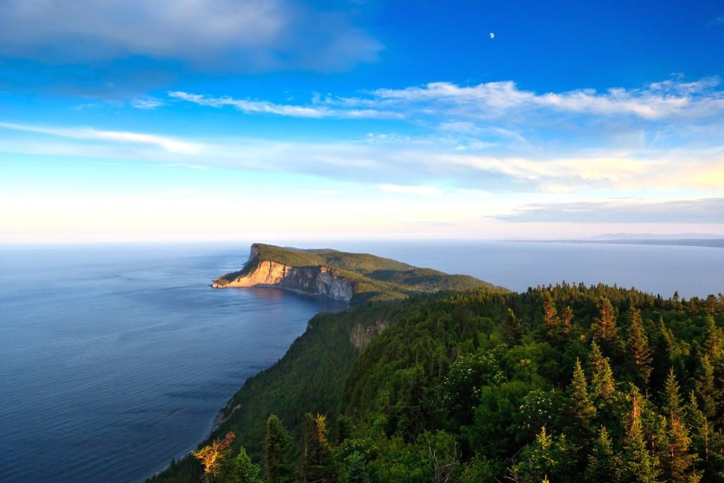Špička poloostrova Cap Bon