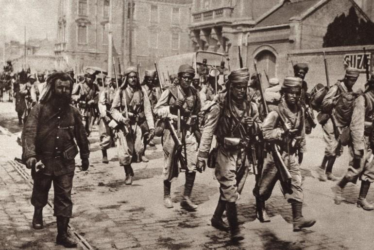 Historie Tuniska