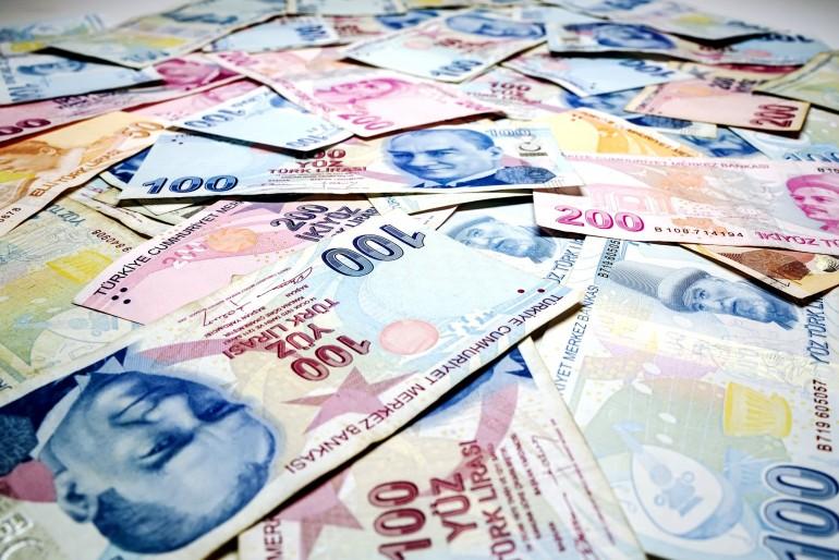 Turecká měna a ceny v Turecku