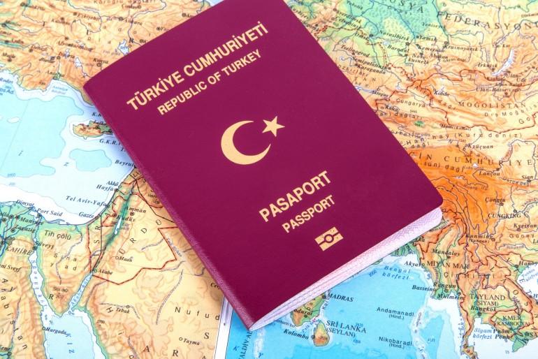 Celní a vízové informace pro cesty do Turecka