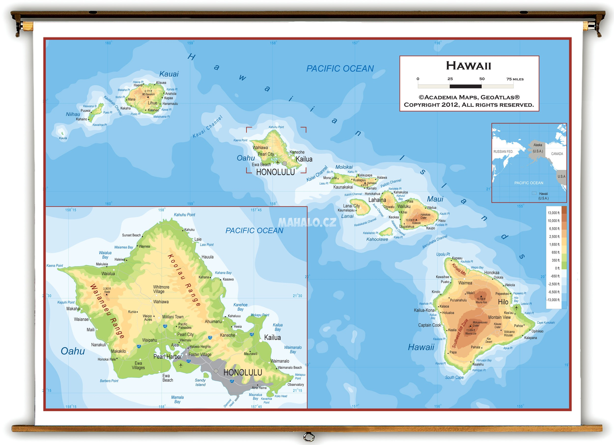 Pruvodce Po Havajskych Ostrovech Mahalo Cz
