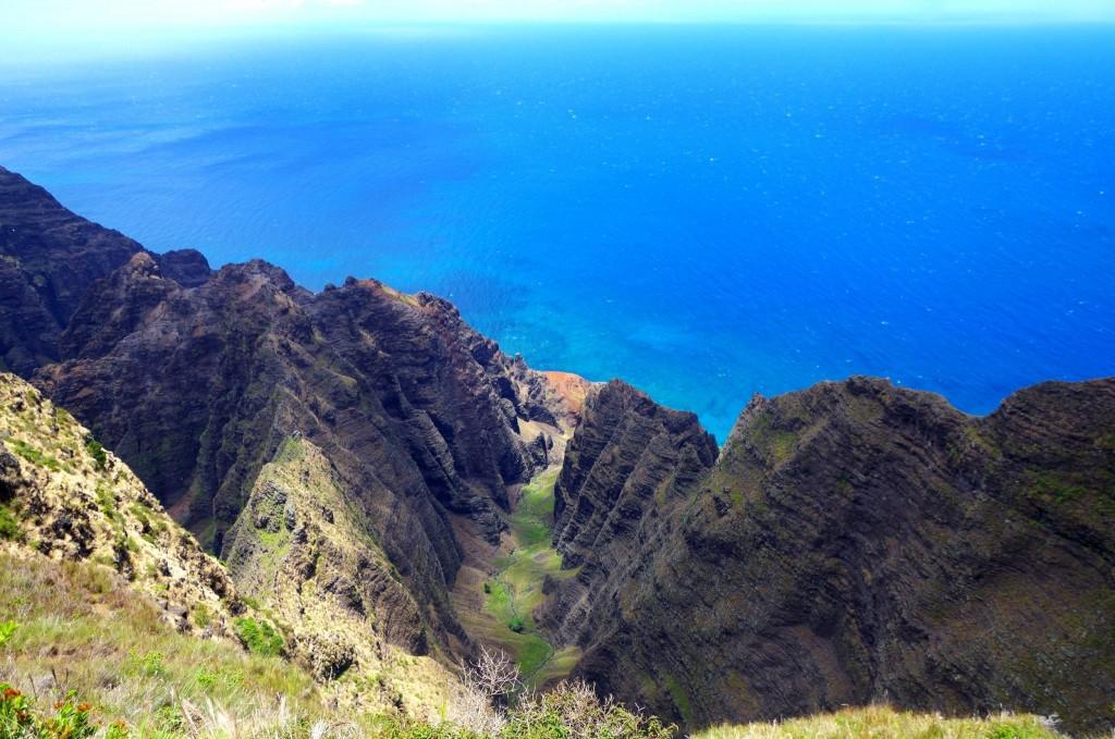 Awa'awapuhi trail lookout