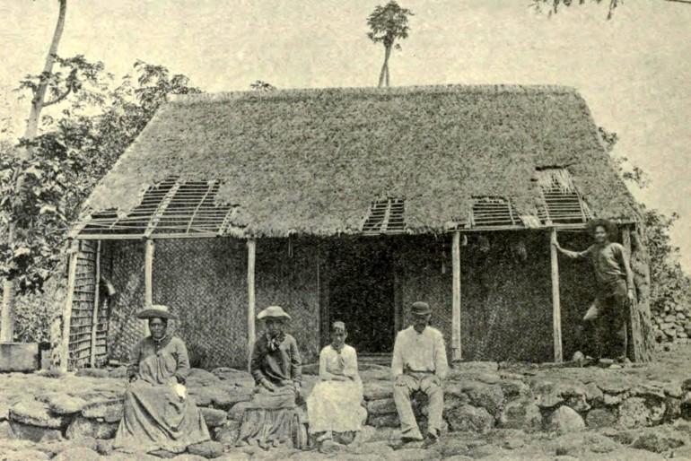 Krátká historie ostrova Lānaʻi