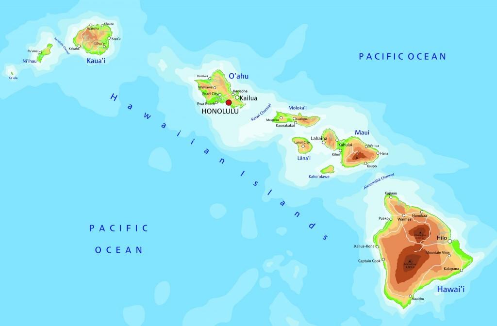 Zakladni Informace O Havaji Havajske Ostrovy Mahalo Cz