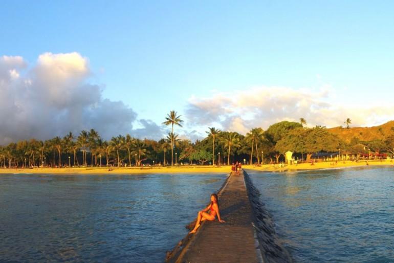 Dovolená na Havajských ostrovech