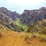Sráz na Nu'alolo Cliff Trailu
