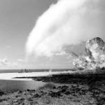 Testování bomb na Kaho'olawe