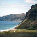 Útesy na severozápadě ostrova Ni'ihau