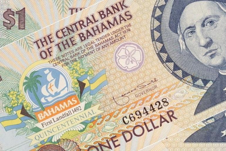 Bahamská měna a orientační ceny zboží a služeb na Bahamách
