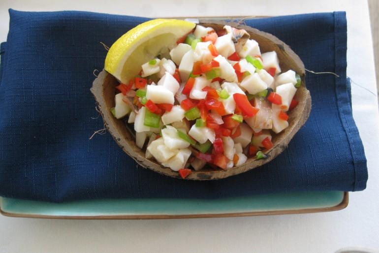 Bahamská kuchyně, tradiční jídla Baham
