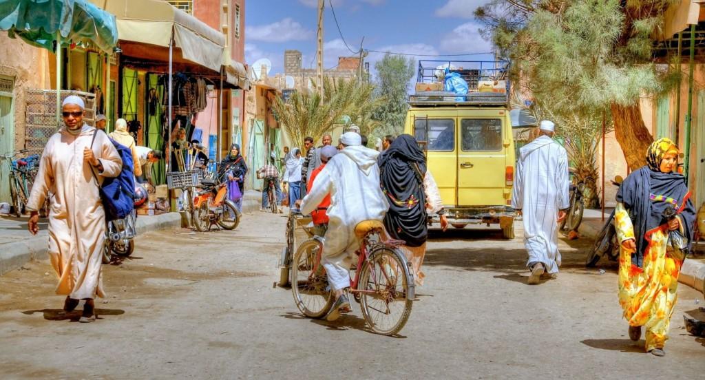 Doprava v Maroku