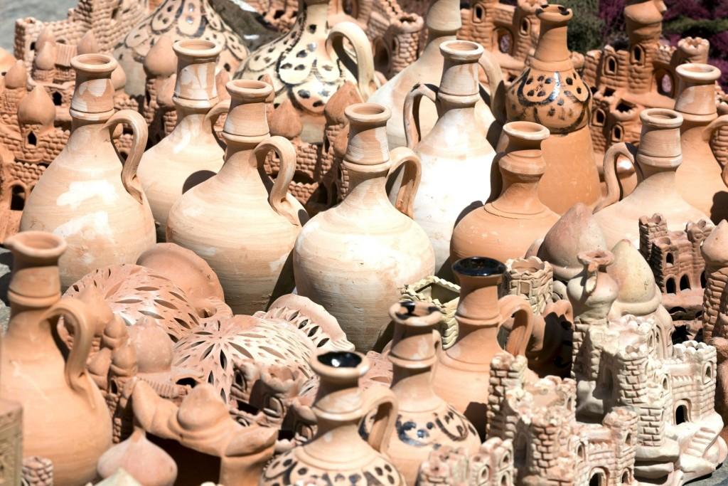 Hrnčířství v Safi