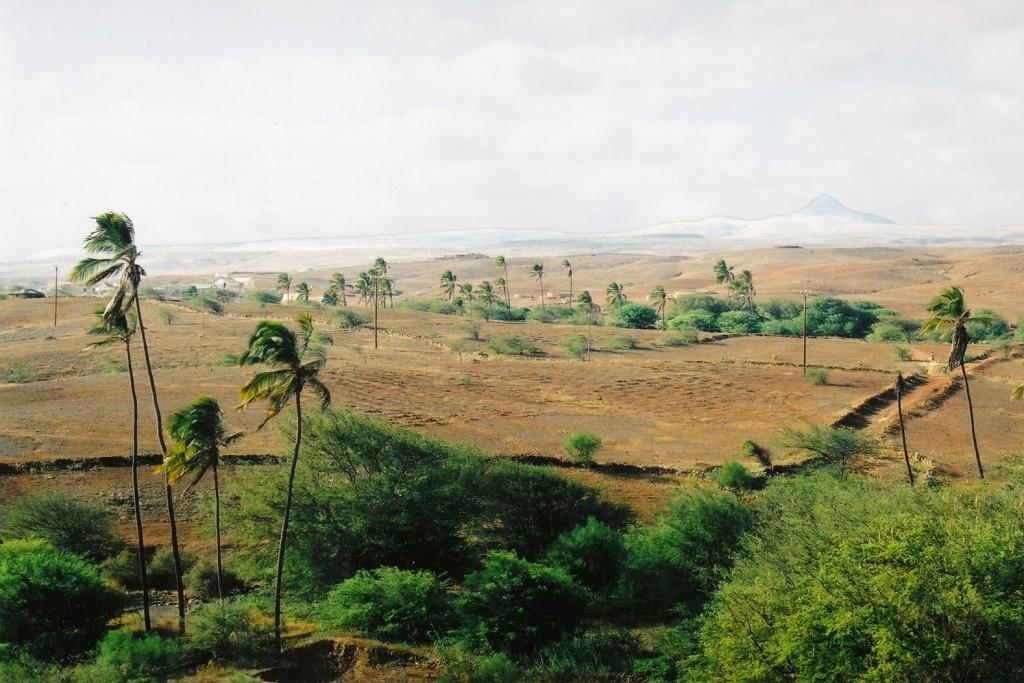 Krajina ostrova Maio