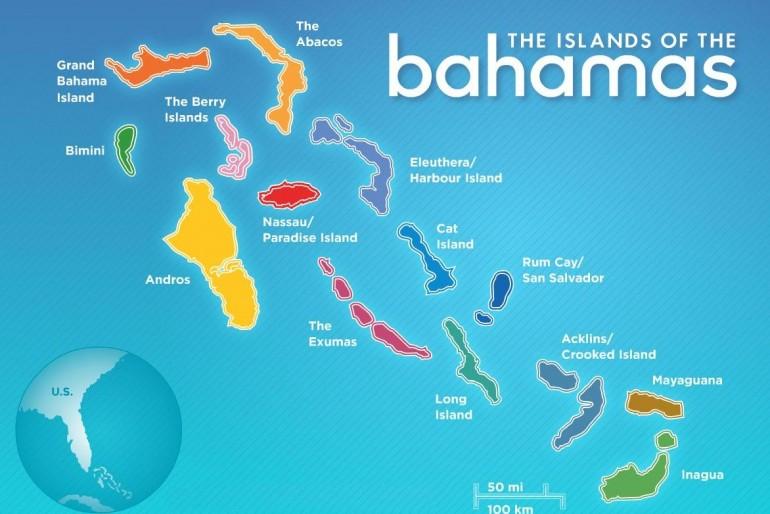 Základní informace o Bahamách