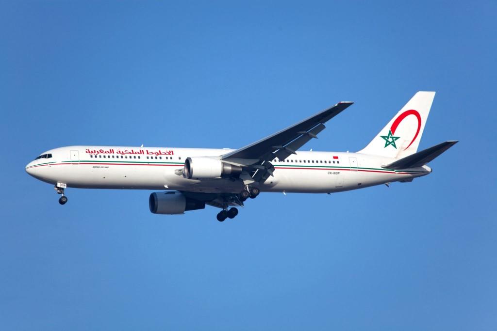 Marocké aerolinie